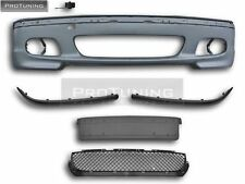 BMW E46 3 Series M Sport Tech II 2 front bumper ABS Saloon Estate Touring M-Pack