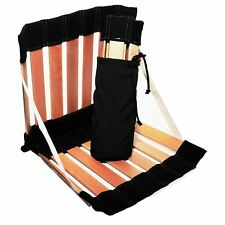 Stol Portable Chair by Ergolife Fold Up Wooden Festival Camping Fishing Seat