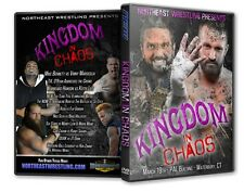 NEW Kingdom in Chaos DVD-R, Mike Bennett Lio Rush Dijak JT Dunn Flip Gordon