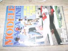 µµ Modele Magazine n°396 Zero Helimax Mosquito