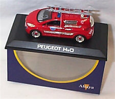 Peugeot H2O Fuel Cell Fire Vehicle 1-43 scale by Altaya