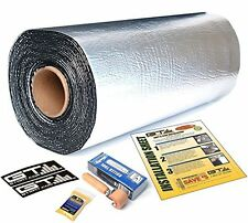 10sqft Car Sound Deadener GTMAT 110mil Noise Heat Insulation w/ Dynamat Roller