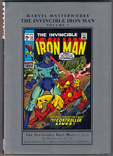 Marvel Masterworks IRON MAN Vol 7 New Hardcover Daredevil Heck Colan Tuska Craig
