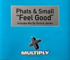 Phats & Small - Feel Good (CD 1999) Mutant Disco/Chris & James Mix/Mutant Beat
