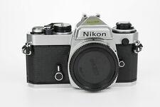 Nikon FE 35mm film camera reflex analogica AI IS