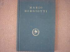 MARIO BORGIOTTI SUR MIO MER STET ÉDITEUR 1948 COPIA SIGNÉ NUMÉROTÉ 71