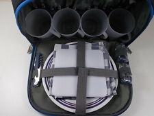 Draper 4 Person Picnic Coolbag Set, Model number 77008
