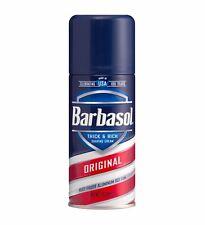 BARBASOL SHAVING Cream 7 oz. Original Scent 3 pcs Made in USA Sameday Free Ship