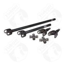 Axle Shaft Assembly-Kit Front USA Standard Gear ZA W26006