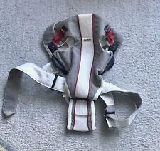 Grey White Mesh BabyBjorn Carrier 25 Lb