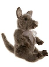 Zigzag the Aardvark by Charlie Bears - Bearhouse plush soft toy - BB193902