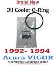 1992- 1994 ACURA VIGOR Genuine OEM Oil Cooler O-Ring 62.4 x 3.1