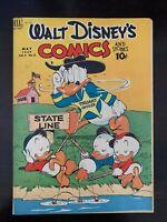 Walt Disney's Comics & Stories #104 Dell 1949 VG/FN 5.0