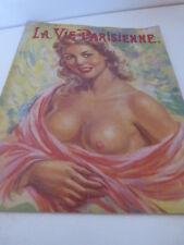 revue LA VIE PARISIENNE - mai 1959 - PIN UP  (cai01)