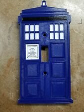 Doctor Who Tardis Light Switch Cover Updated (3d printed)