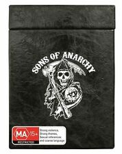 Sons Of Anarchy : Season 1 & 2 : NEW Blu-Ray