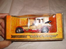 Matchbox Lesney Yesteryear Y-7 1912 Rolls Royce 1973