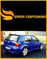 Echtes Chiptuning für alle VW Golf IV Bora 1.8T 150PS/180PS Kennfeldoptimierung