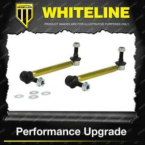 Whiteline Fr Sway Bar Link for Ford Ranger PX 2WD 4WD 4/5CYL to 6/2015