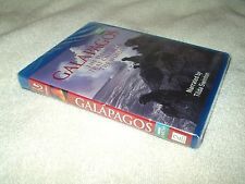 Blu Ray Documentary BBC Earth Galapagos