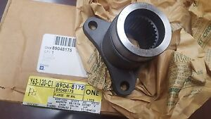 GM OEM # 89048175 - 19179933  FLANGE DRIVESHAFT 2005-2008 SATURN
