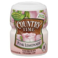 Country Time Pink Lemonade Mix 538g 19oz (American)