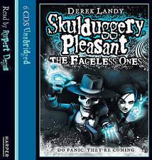 The Faceless Ones (Skulduggery Pleasant - book 3) (Audio CD)