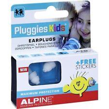 Alpine Pluggies GAMINS Bouchons d'oreilles 2 ST pzn 10992505