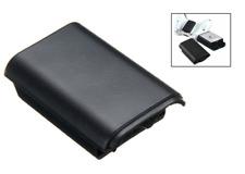 XBOX 360 Manette sans-fil AA Lot de batteries Coque Arrière Support (Noir)