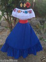 Mexican Dress Fiesta5 De Mayowedding 2 Piecevestido Para