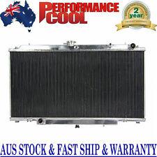 4 ROW 70MM CORE FULL Aluminum Radiator for 99-13 Nissan GU ZD30 ZD30CR MT