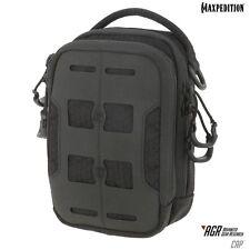 Maxpedition MXCAPBLK CAP Compact Admin Pouch, Black