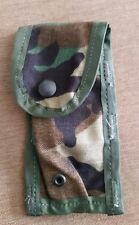 USGI Woodland MOLLE pistol mag pouch