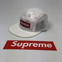 Supreme Military Camp Hat Black One Size Ss19 Box Logo 5