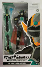 Power Rangers LOST GALAXY MAGNA DEFENDER Figure