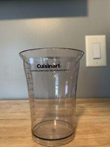 Cuisinart 16oz 500ml Plastic Measuring Cup Smart Stick Replacement Part