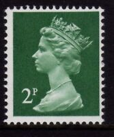 GB 1979 Machin Definitive 2p myrtle-green SG X926 MNH (PP)