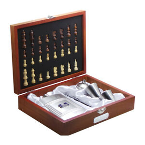 HM Prison Service  Personalised  Engraved  Luxury Gift Set in Wooden Case HMP
