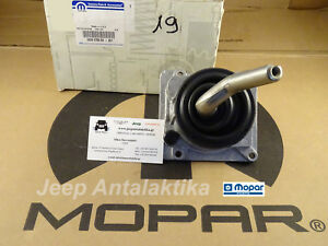 Tower Shifter Jeep Liberty 05-12 2.8CRD 6speed Manual 68089758AB New OEM Mopar