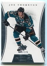 2012-13 Dominion 40 Joe Thornton 40/125