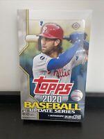 2020 TOPPS UPDATE Hobby Box Baseball Factory Sealed Unopened~ 24 Packs ships now