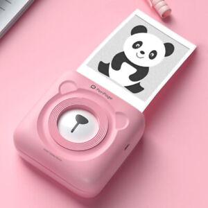 Mini Pocket Photo Printer Portable Mobile 304 DPI Bluetooth Thermal printer