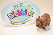 1st Edição-Rosa-Pelúcia Webkinz Patinete /'hamsters-Sparkle-De Brinquedos De Pelúcia Animais-Ganz
