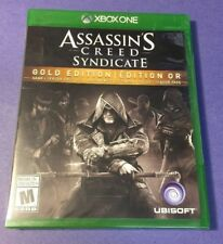 Assassin's Creed Syndicate GOLD Edition [ Game + Season Pass ] (XBOX ONE) NEW