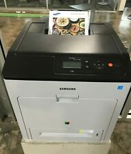 Samsung CLP-775ND Color Printer--Unit with toner... Only 2452 Impressions