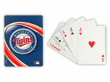 Minnesota Twins Playing Cards