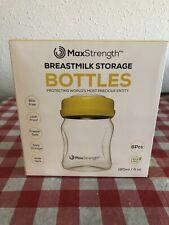 breast milk storage bottles