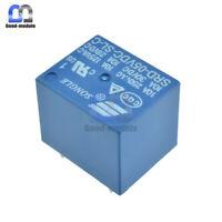 10Pcs Mini Power Relay 5V DC SRD-5VDC-SL-C SRD-5VDC-SL-C PCB GM