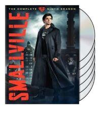 Películas en DVD y Blu-ray DVD: 1 Smallville