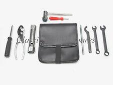 Triumph Complete Tool Kit Set W/ Pouch 60-7166 TR6 TR7 T120 T140 T150